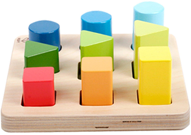 德国hape益智拼拼乐儿童玩具渐变早教玩具熊的五夜后宫4第二夜图片