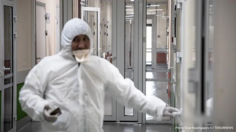 哈萨克斯坦出现不明原因肺炎,是新冠变异还是新病毒?