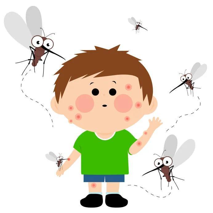 蚊子:我就尝一小口,你咋还倒了呢? 美容 第1张