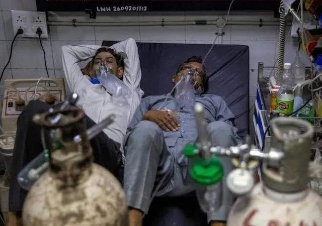 连续六天确诊过30万+,只是印度疫情的冰山一角 美容 第5张